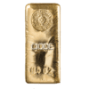 Lingote de oro 100 gramos 9999 Marca SEMPSA