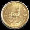 Moneda oro 1/10 Oz KRUGERRAND varios años SUDAFRICA