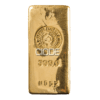 Lingote de oro 250 gramos 9999 Marca SEMPSA