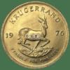Moneda de Oro de 1 Oz Krugerrand de Sudafrica (Varios Años)