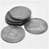 Moneda Plata 5 Pesetas ESPAÑA varias fechas y Reyes