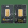 Lingote de oro de 20 gramos 9999 Blister Marca SEMPSA