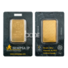 Lingote de oro 100 gramos 9999 BLISTER Marca SEMPSA
