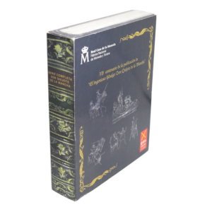 """Colección monedas IV Centenario de la publicación de """"El ingenioso hidalgo Don Quijote de la Mancha"""""""