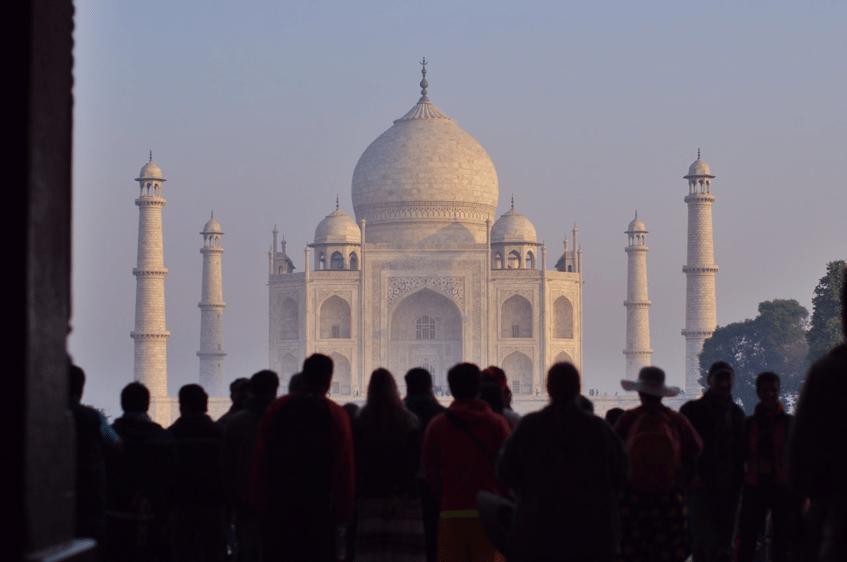 oro en india
