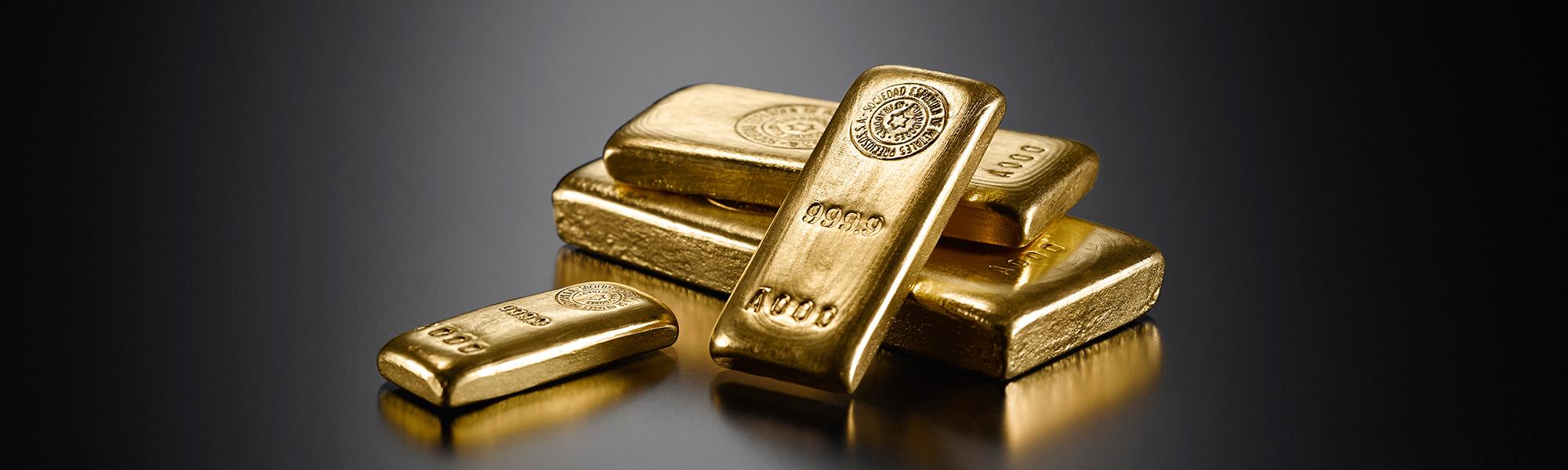 Comprar Lingotes de Oro online