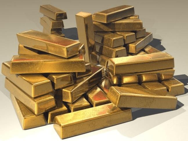 como se extrael el oro