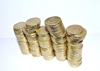 Valor de las Monedas inglesas