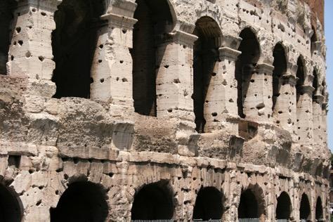 la moneda del imperio romano