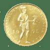 Moneda Oro 1 DUCADO 1975 Holanda