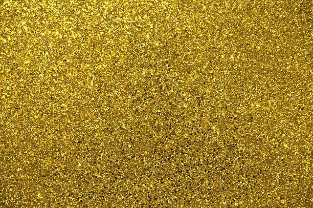 el oro es comestible