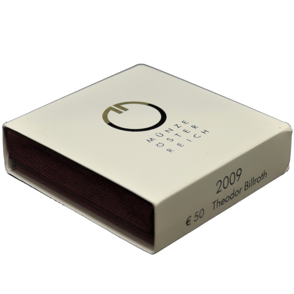 Moneda-Oro-50-euros-2009-Thedor-Bilroth.