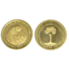 Moneda Oro 10º Aniversario Banco Centroamericano de Integración Economica 1970
