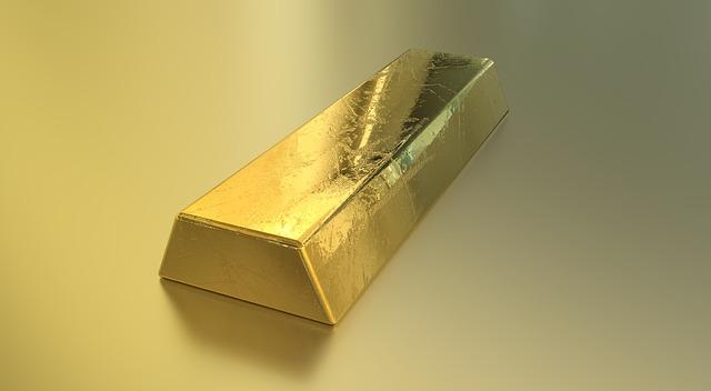 comprar oro como inversión