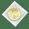 Moneda de oro Panda Chino 1 Onza de oro 1986
