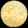 Moneda 1 Onza Oro 200 Euros Mickey Mouse 2016 Francia