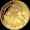 Moneda Oro 100 Dolares Año 2000 Pacific Sovereing Fiji