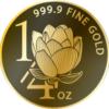 Moneda 1/4 Onza de oro / 7.77 gramos /25 dólares 2021 / NIUE